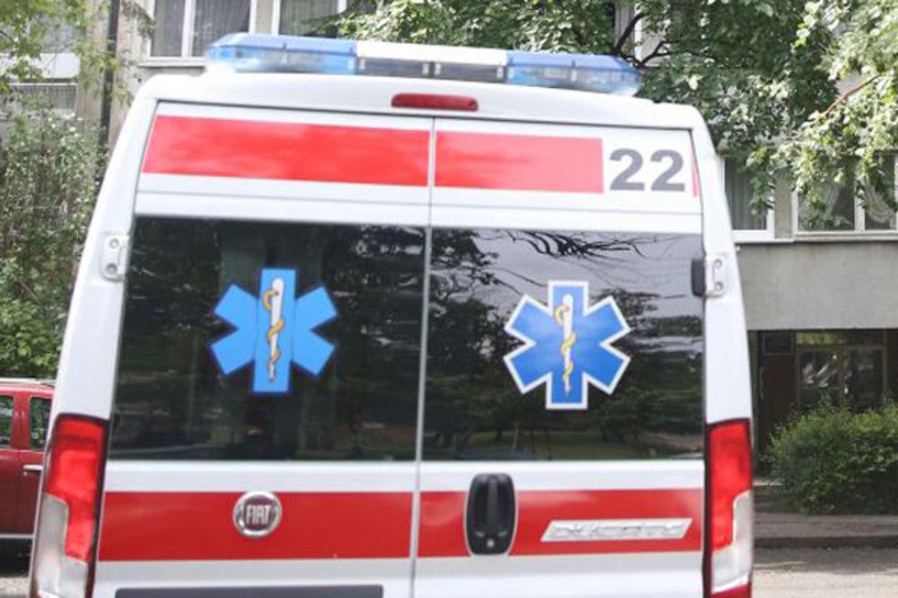 Mirna noć u Beogradu,četiri saobraćajne nezgode