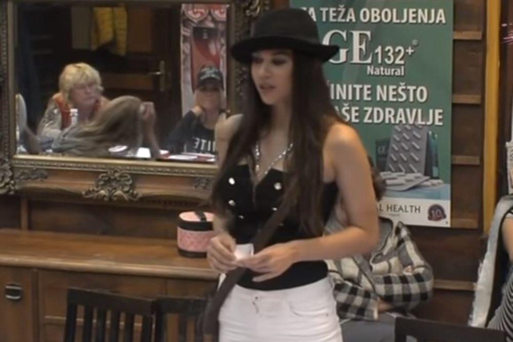 (VIDEO) NIJE SE NADALA: Ceca pokušala da slaže da se ljubila sa Milošem a onda joj pustili snimak