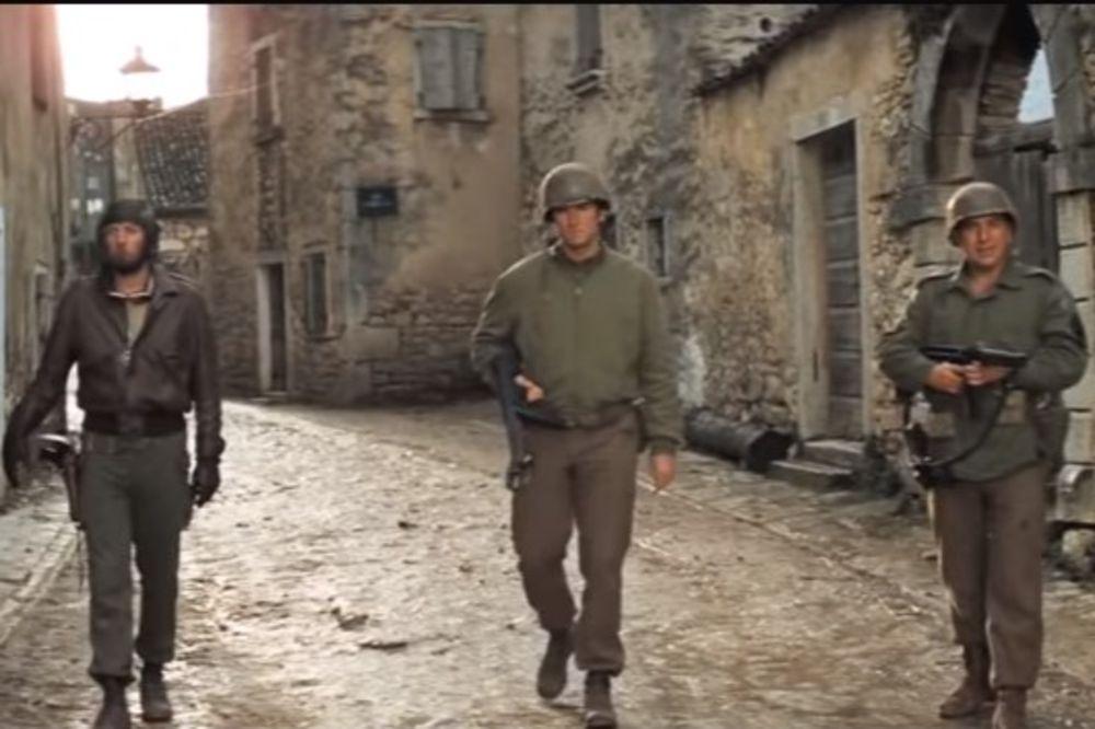 (VIDEO I FOTO) Film zbog kog je Klint Istvud zavoleo Jugoslaviju, a Donald Saterlend zamalo umro