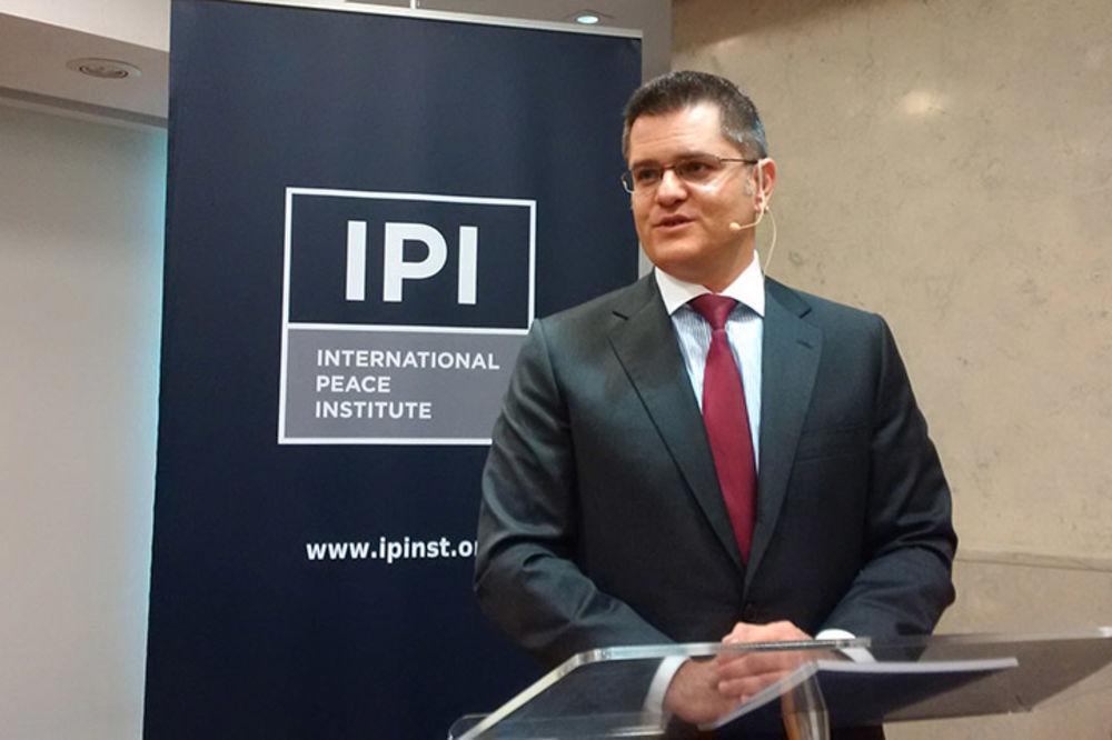 NJUJORK: Jeremić govorio na Međunarodnom institutu za mir