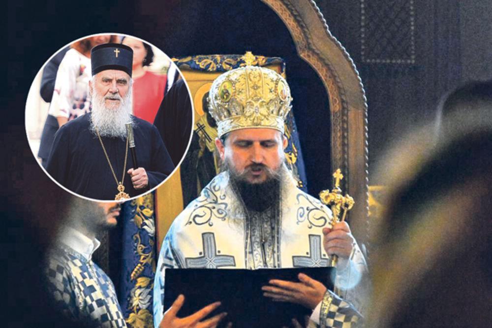ČEŠLJANJE FINANSIJA Patrijarh Irinej žestoko izribao vladiku Sergija