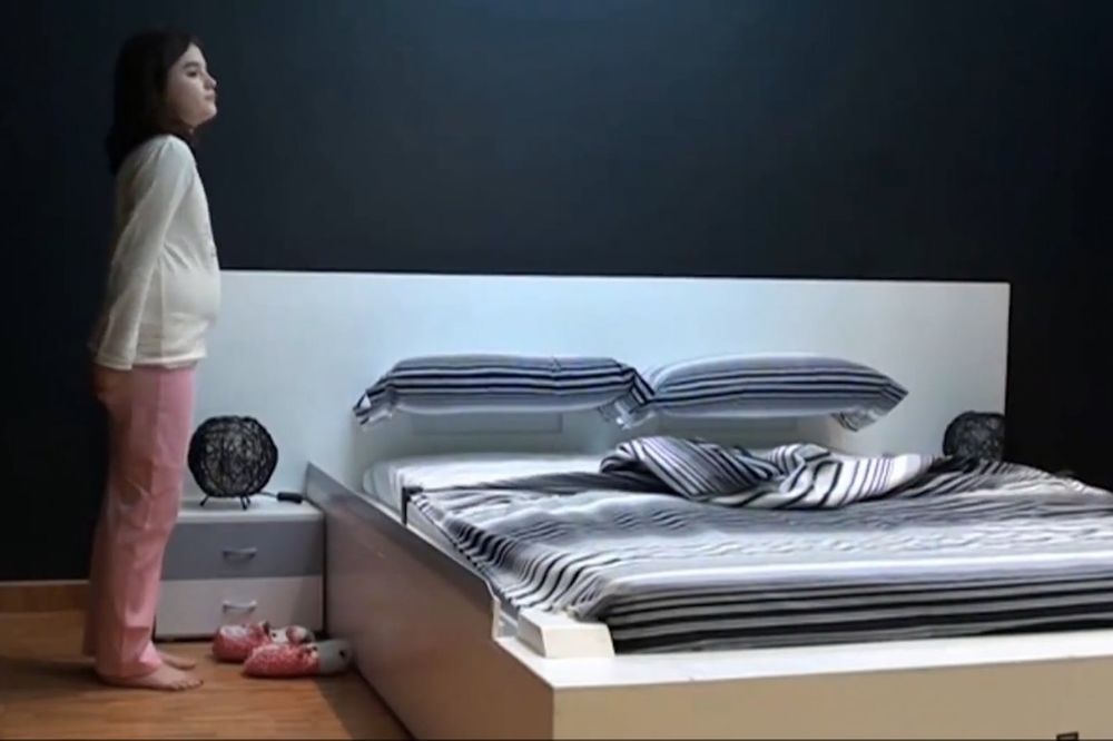 (VIDEO) SNOVI O BUDUĆNOSTI: Ovo je krevet kakav bi svako poželeo. Genijalno!