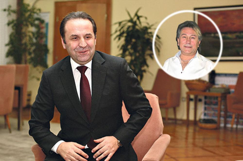 HALID OTKRIVA: I Rasim Ljajić je nosio plavi čuperak