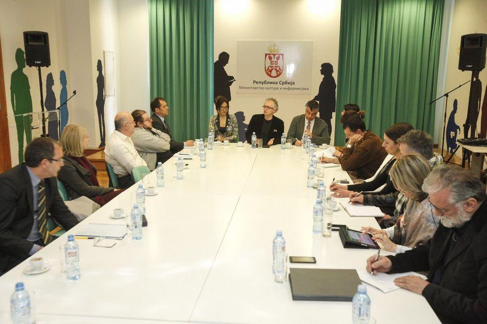 Ministarstvo kulture: Komisije čvrsto iza svojih odluka