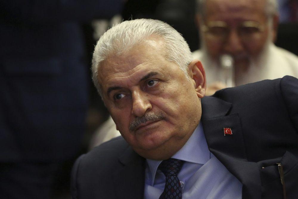 Binali Jildirim, Foto: AP