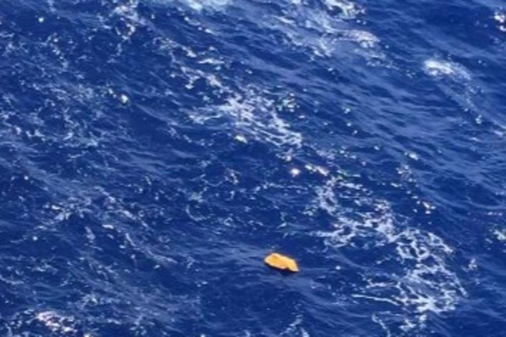 GRČKA AVIJACIJA: Nismo pronašli ostatke srušenog aviona!