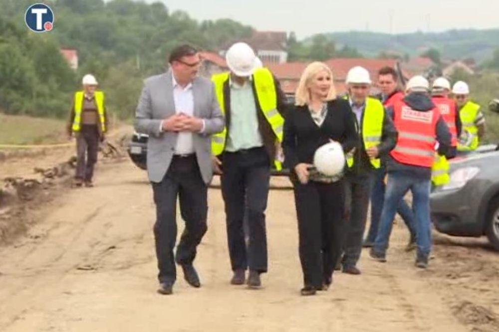 ZOARANA MIHAJLOVIĆ: 300  novih radnika biće potrebno za napaltu putarine
