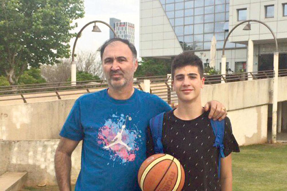 Zufer Avdija: Učim klince da igraju basket!