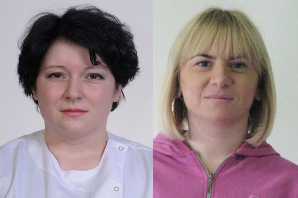 POKOSIO IH BAHATI VOZAČ: Medicinske sestre Dragica (30) i Cvetana (28) krenule na posao i poginule