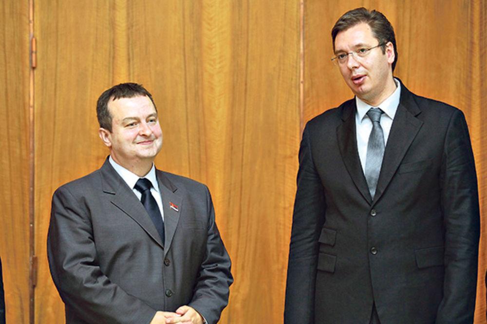 SOCIJALISTIMA LAKNULO: Dačić se nagodio, SPS ulazi u vladu