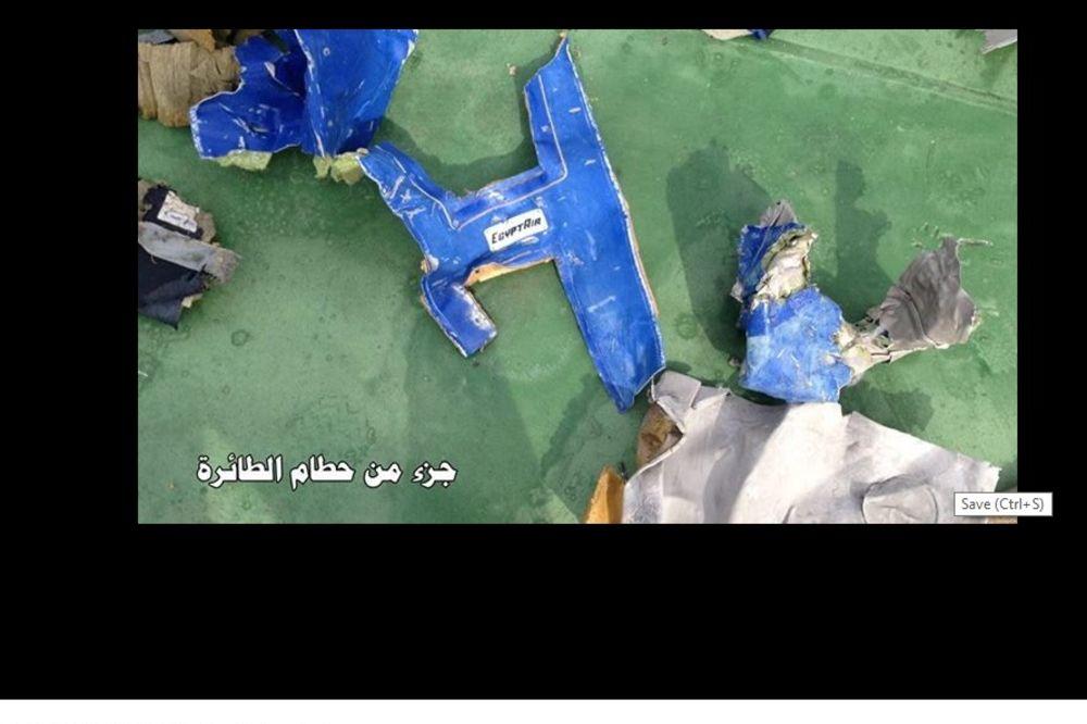 ŠEF FORENZIČARA: Ma kakva eksplozija u egipatskom u avionu?! To mi nikad nismo rekli