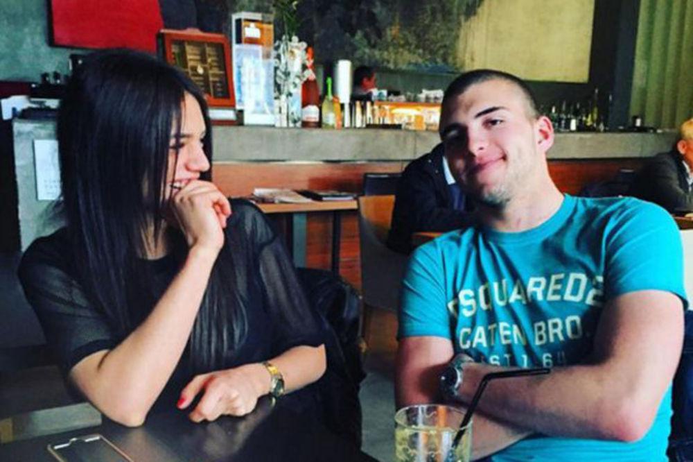 (FOTO) KAD VOLI MLADI RAŽNATOVIĆ: Evo kako je Veljko iznenadio Mašu za rođendan