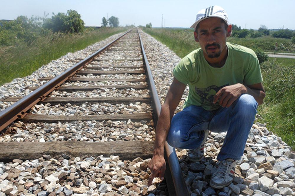 DETALJI NESREĆE KOD NOVOG BEČEJA: Dečak zaspao kraj pruge, voz ga zakačio i povredio mu glavu