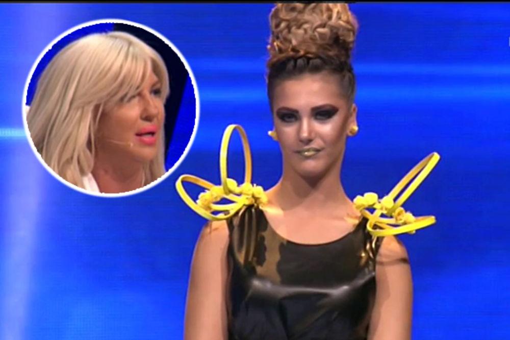 KARLEUŠA PORUČILA MARYANI: Izgledaš kao bugarska Ledi Gaga! Da li želiš da budeš svadbarska pevaljka