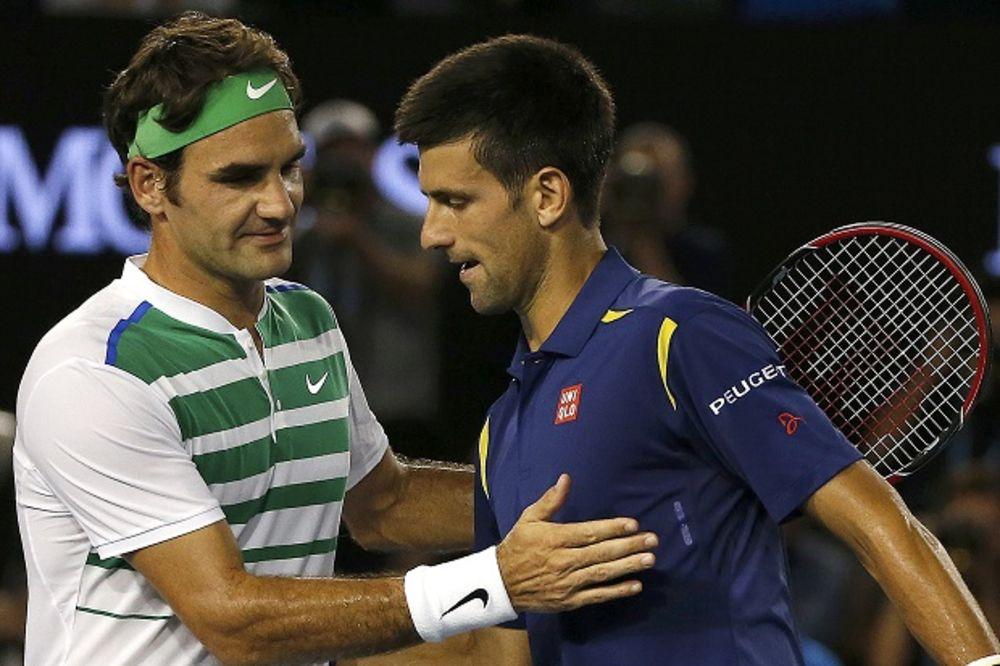 (VIDEO) NOVAK I RODŽER PRIČALI PREKO SKAJPA: Evo kako je Đoković isprozivao i naljutio Federera