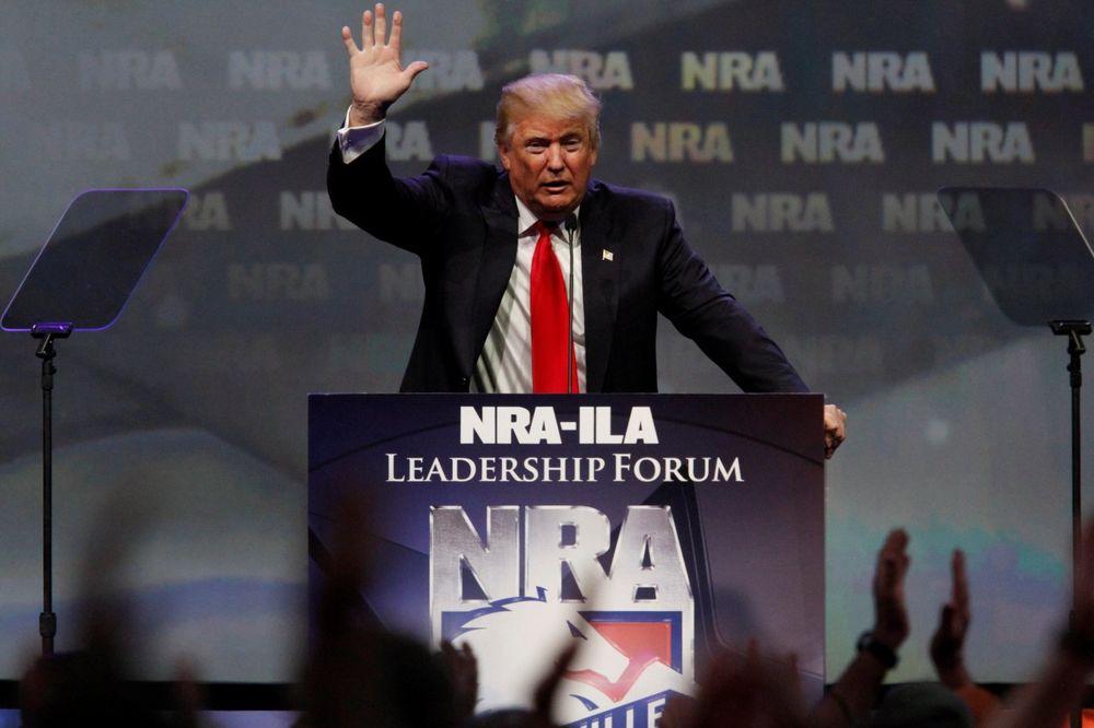 HRLI KA PREDSEDNIČKOM MESTU: Tramp dobio podršku uticajnog lobija