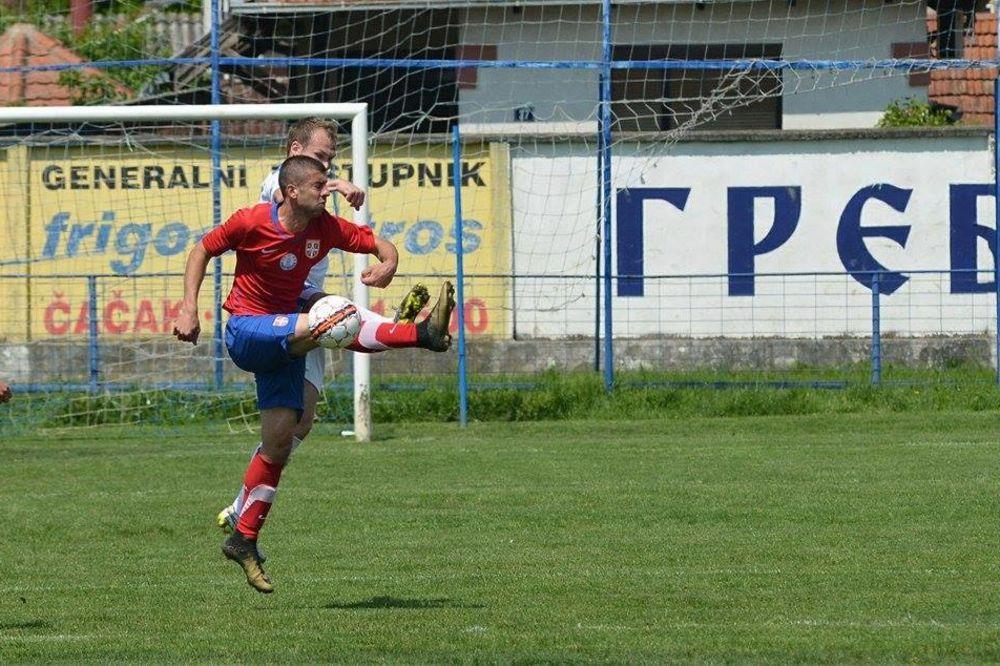 MAKLJAŽA U ČAČKU: Masovna tuča na utakmici Srpske lige!