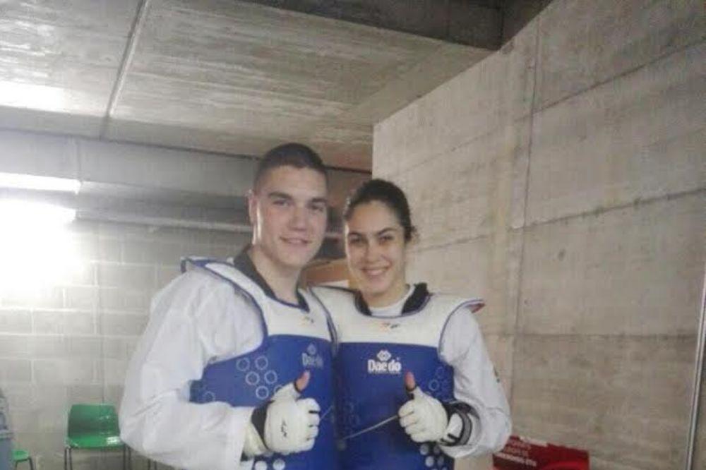 SREBRO I BRONZA ZA SRBIJU: Milica Mandić i Draško Jovanov osvojili medalje na EP u Švajcarskoj!
