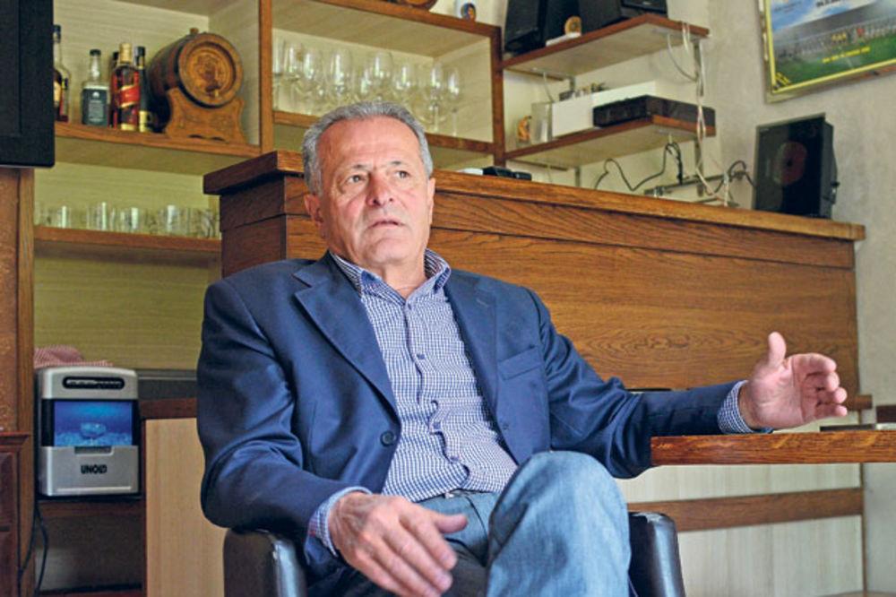 NENAD BJEKOVIĆ ZA KURIR: Partizanu potrebni privatni investitori
