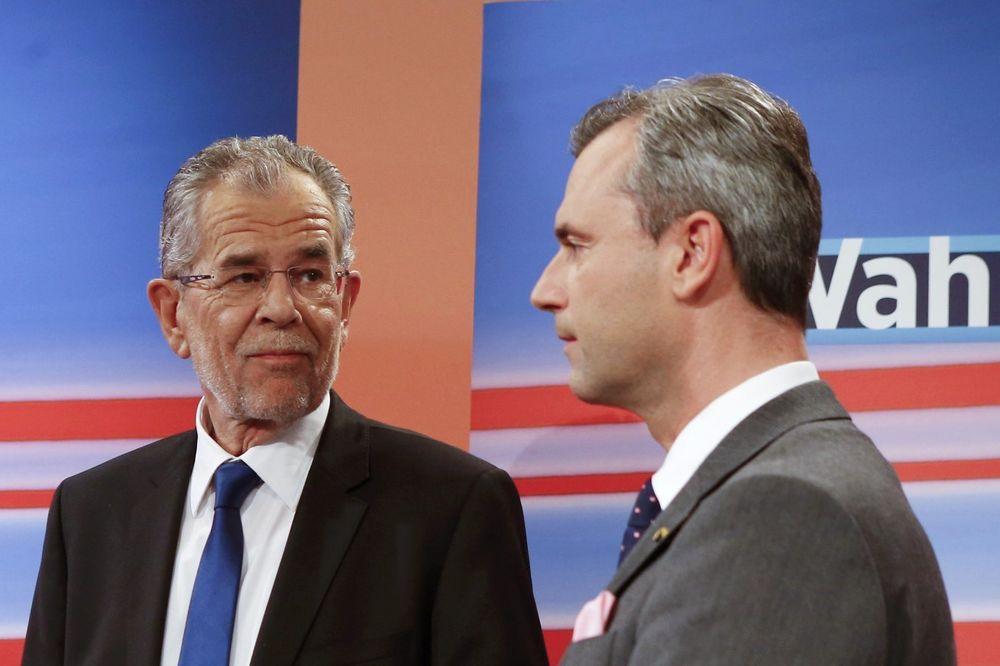 TEŠKA DRAMA NA AUSTRIJSKIM IZBORIMA: Kandidati izjednačeni, čekaju se glasovi putem pošte