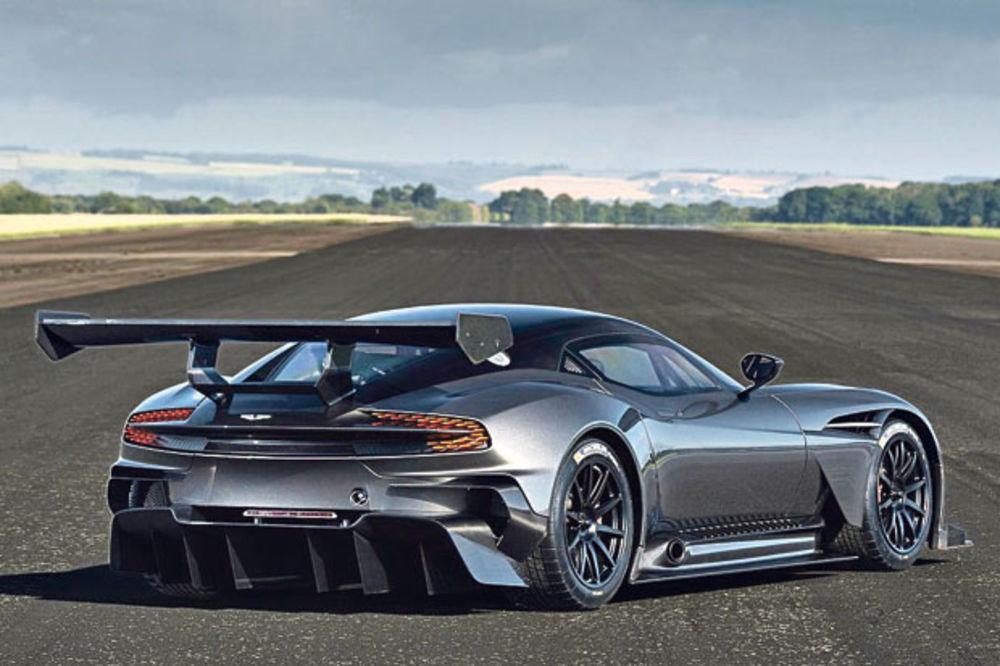 Aston martin za odabrane