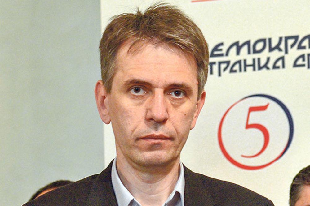DJB: Povećani apetiti koalicionih partnera SNS-a sprečavaju formiranje nove vlade