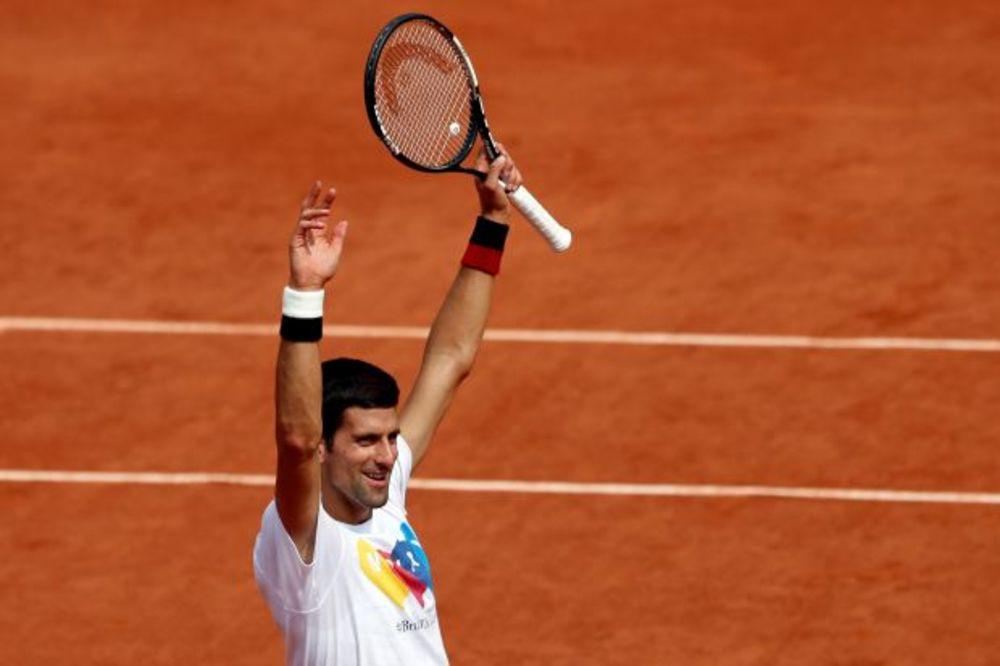 TO MOŽE SAMO NOLE: Đoković započeo 200. nedelju na prvom mestu ATP liste