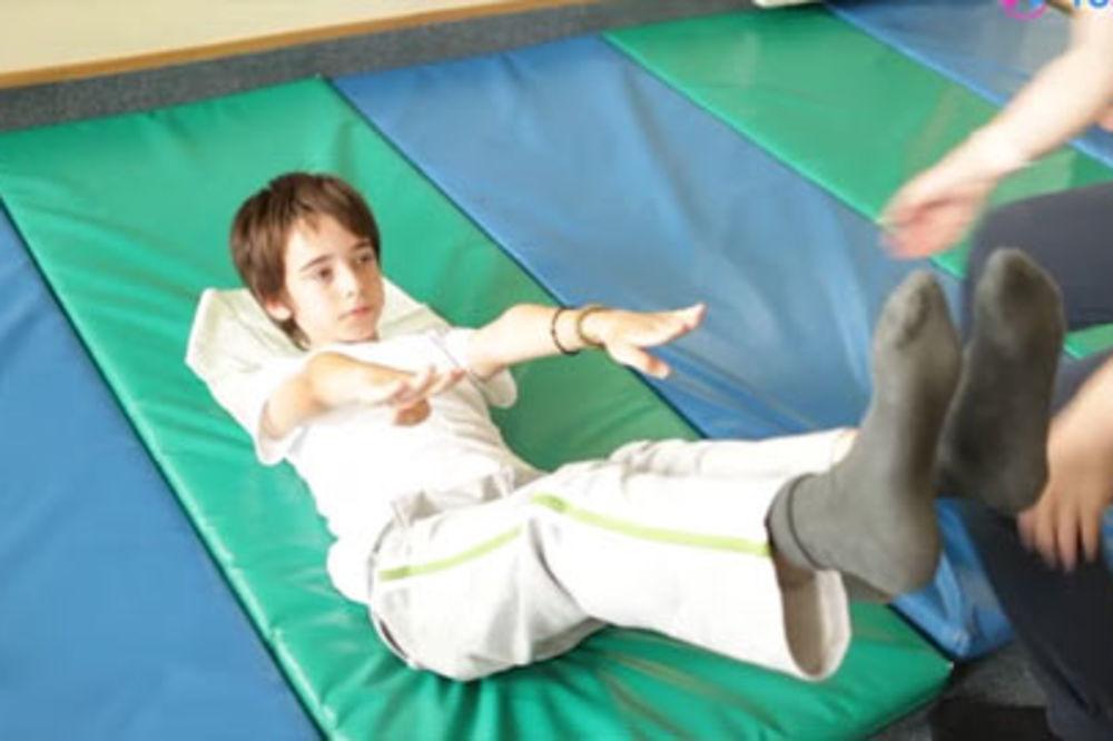 Korekcija deformiteta kičme kod dece