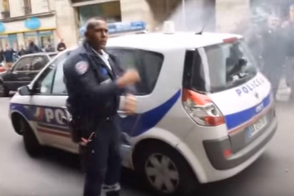 (VIDEO) NJEGA SU NAZVALI KUNG FU POLICAJAC: Kad vidite koliko je hrabar, shvatićete i zašto