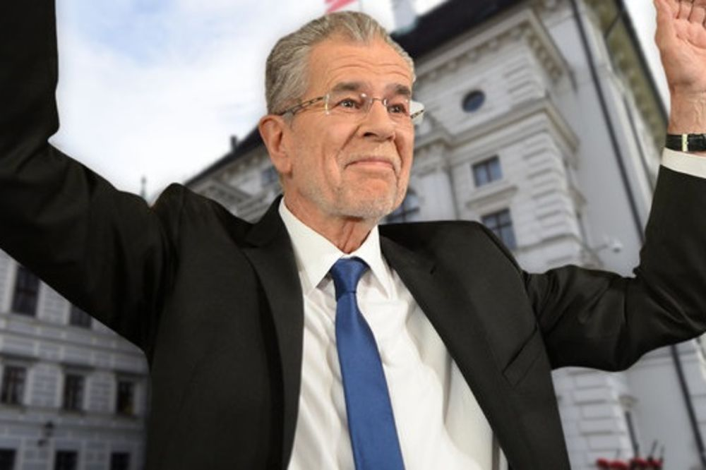 TESNA POBEDA: Van der Belen novi predsednik Austrije, desničar Hofer izgubio u finišu!