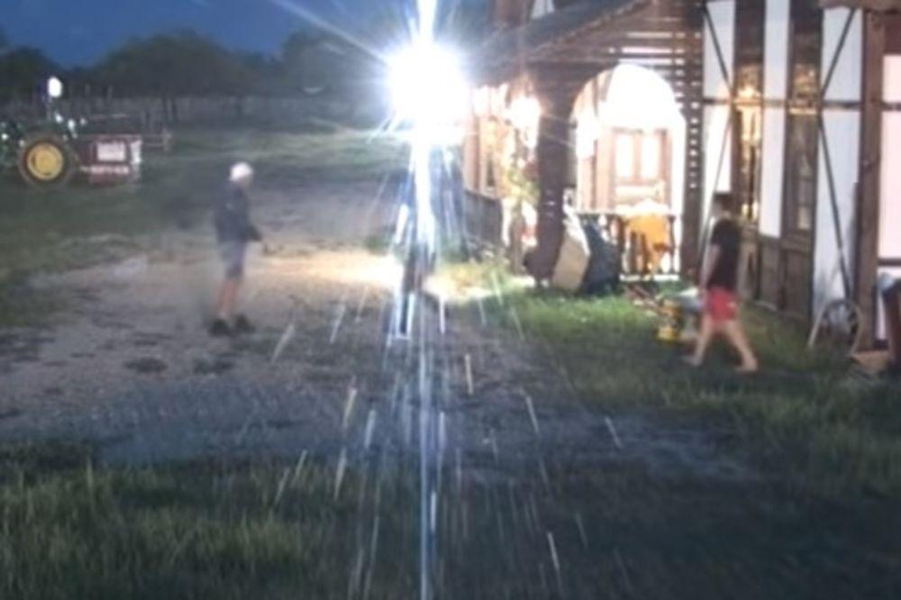 (VIDEO) PROPALA MISIJA: Farmeri u šoku kad su ugledali Crnog