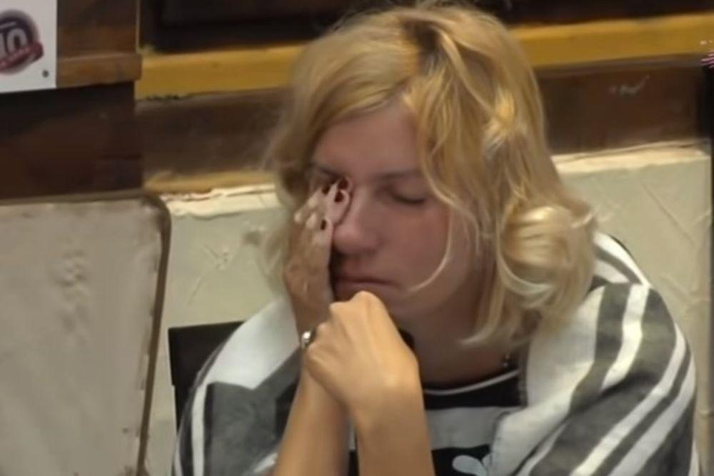 (VIDEO) E, JOŠ SAMO OVO NISMO VIDELI GOLUBOVIĆKA RIDALA: Dosta mi je, ne mogu više