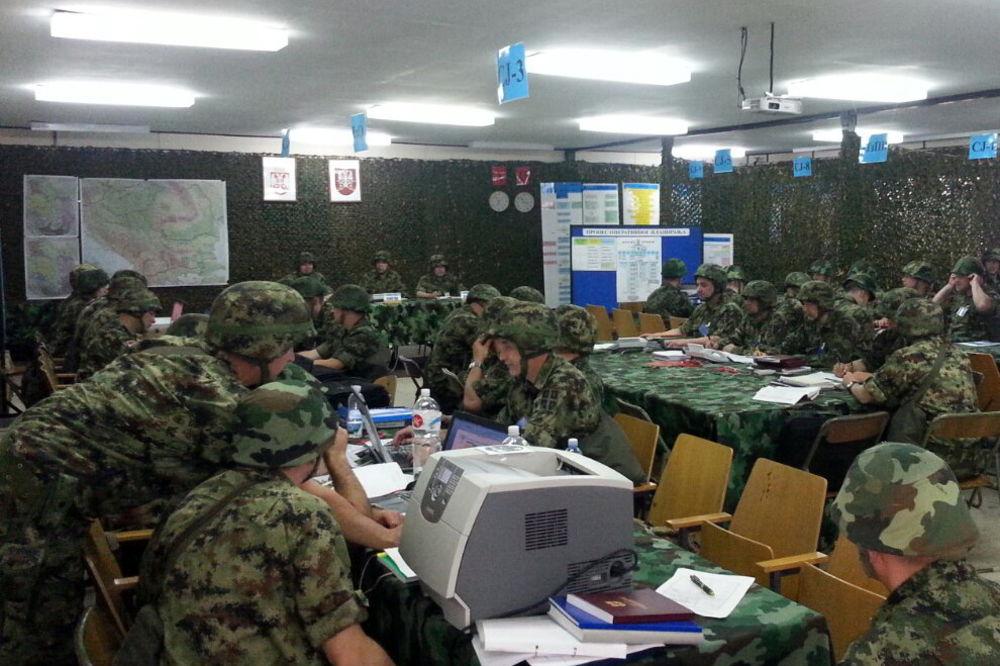 MORAVA 2016: Počela najveća vežba Vojske Srbije
