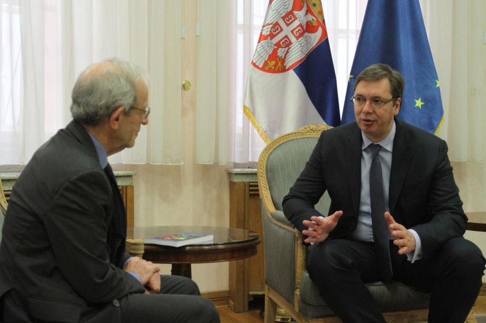 DANIJEL SERVER: Vučić jasno želi u Evropu, treba pomoći onome ko ide u pravom smeru