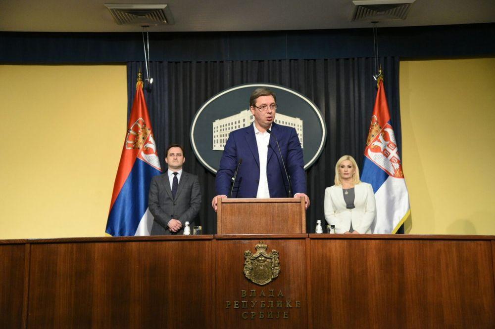 Vučić: Očekujemo otvaranje poglavlja 23 i 24 u junu