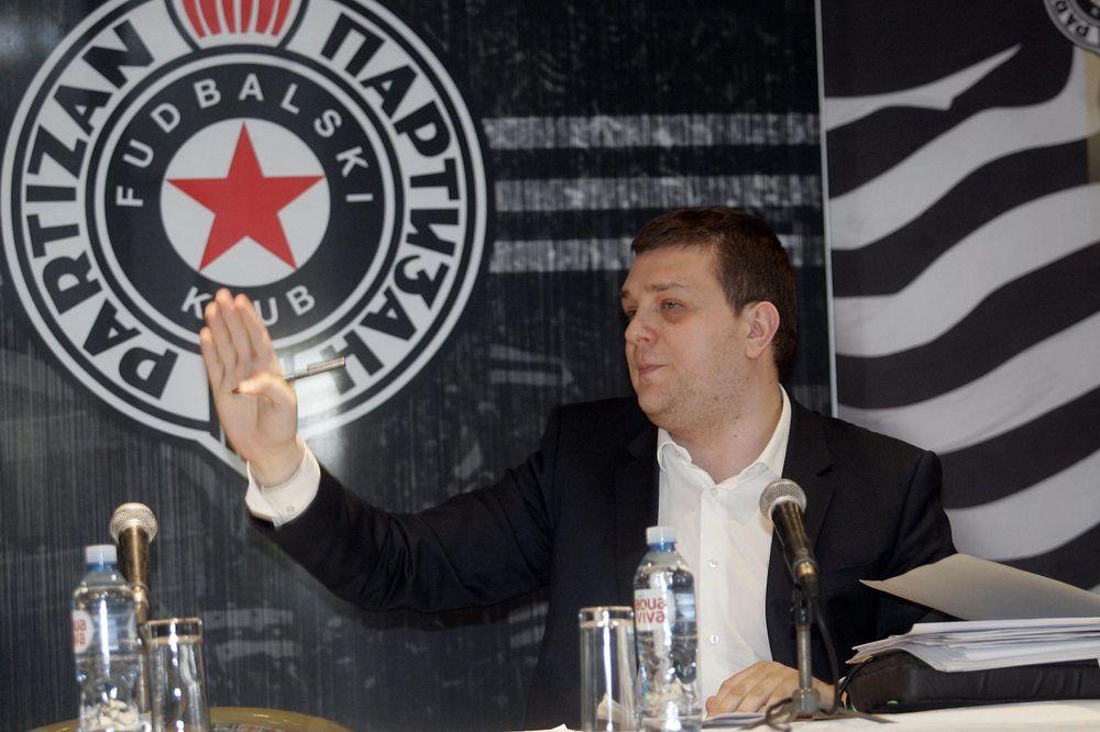 ZAKAZANA TREĆA VANREDNA SKUPŠTINA: Da li će ovog puta Partizan dobiti predsednika?!