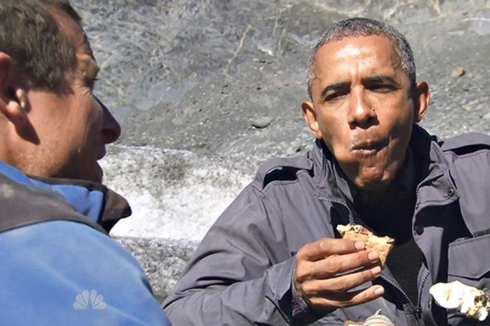 PREDAH U VIJETNAMU: Bordejn platio ručak Obami