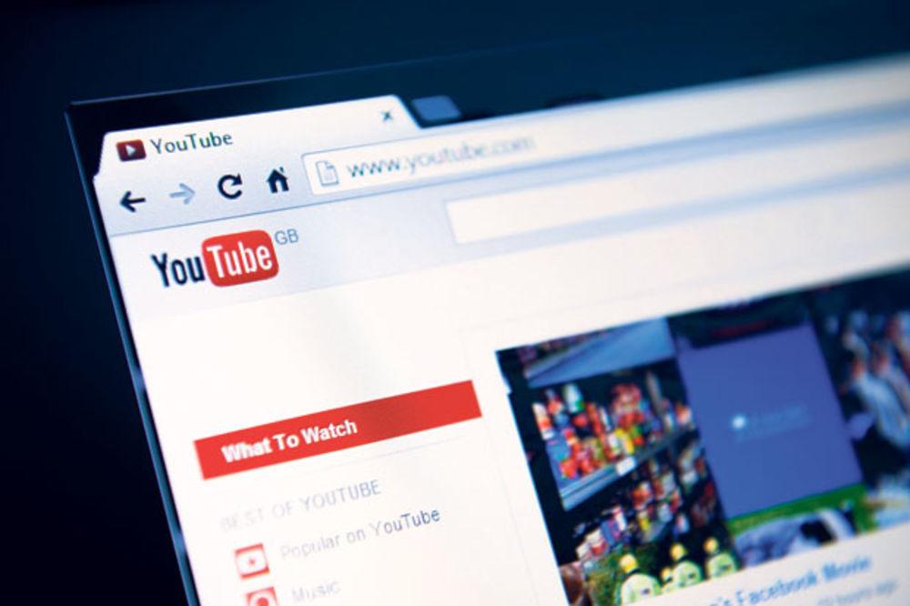 """Moćni """"Jutjub"""" da preuzme odgovornost za pirateriju"""