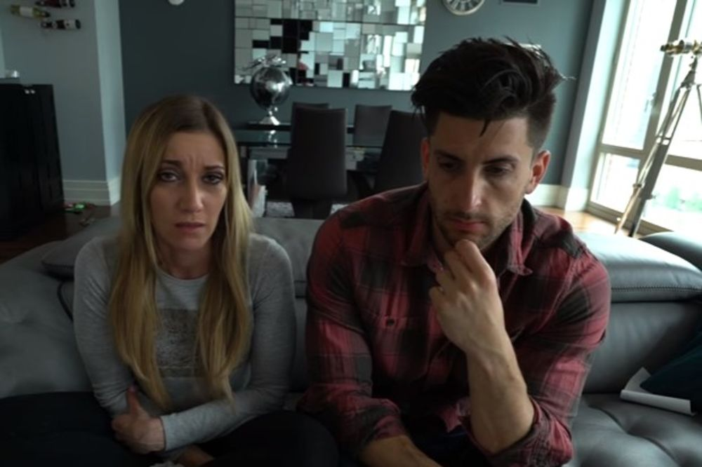 (VIDEO) NAJPOZNATIJI PAR NA JUTJUBU RASKINUO Fanovi u šoku: Ne možemo da verujemo!