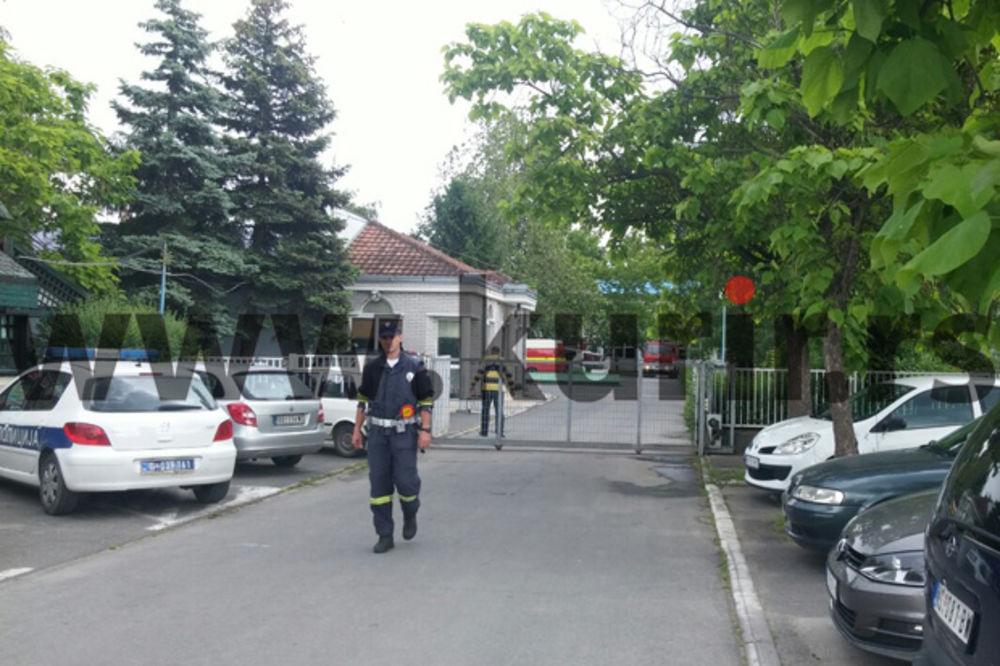 POŽAR U VETERNIKU: Goreo dom za decu, štićenik preminuo (22)