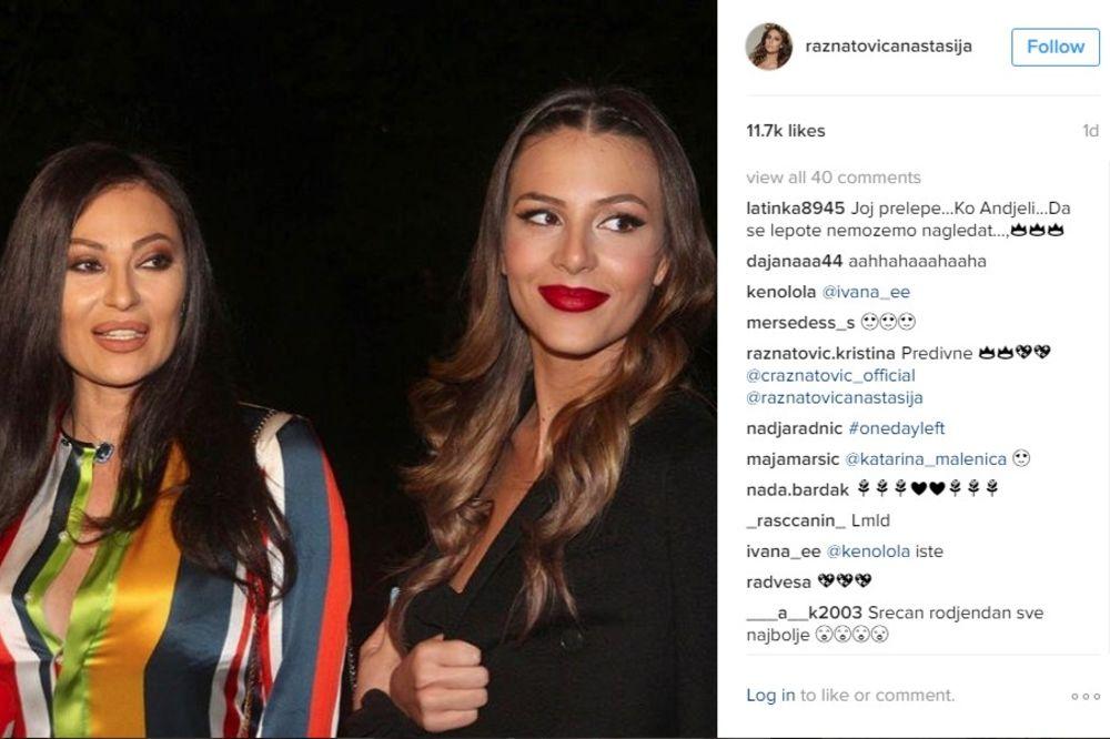CECA SPREMA IZNENAĐENJE ZA ĆERKU: Evo šta je pripremila za Anastasiju