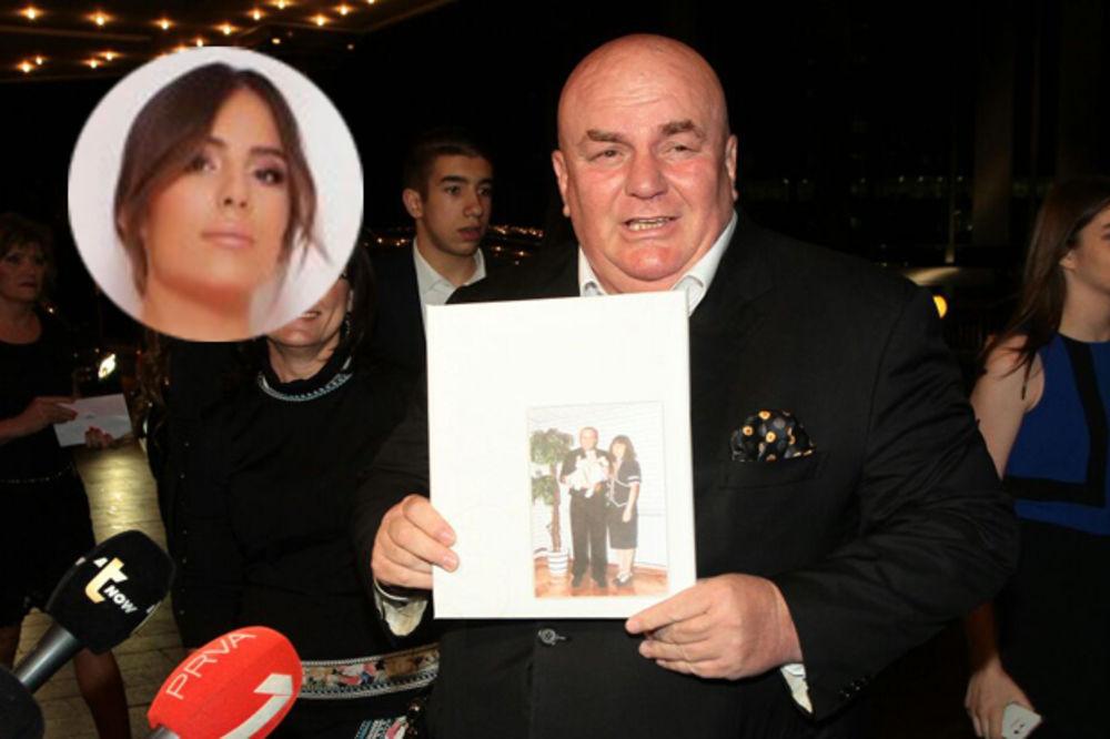 (FOTO) ANASTASIJA ĆE ZAPLAKATI KADA VIDI: Pogledajte šta joj je Palma poklonio!