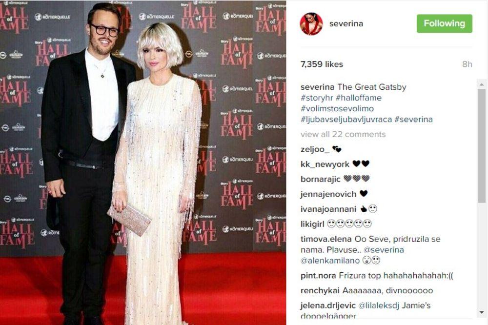 (FOTO) SEVERINA TRUDNA? Razotkrili je komentari na Instagramu!