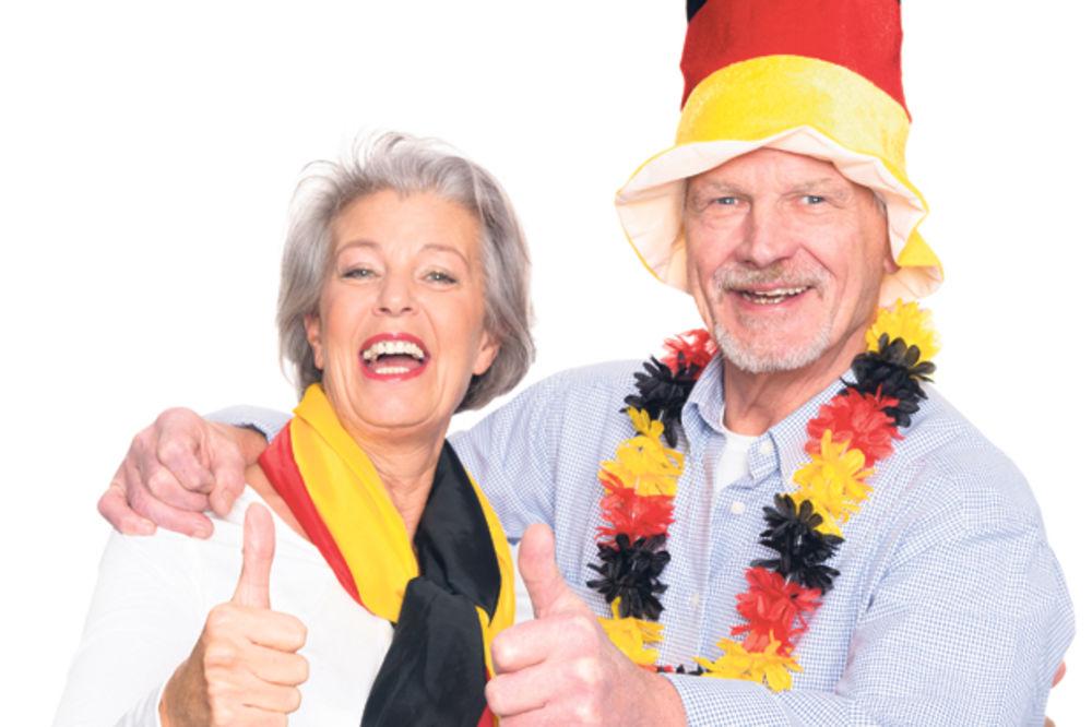 Nemačkim gastarbajterima penzije uvećane za 50 evra!
