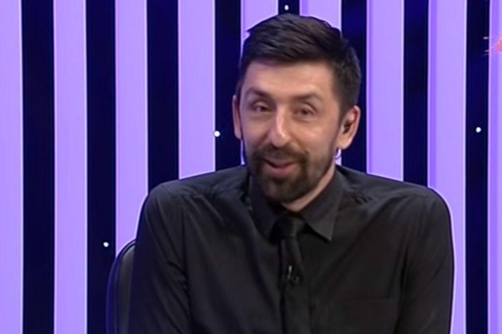 (FOTO) NIJE ŠTEDEO REČI: Ognjen Amidžić psovao i vređao poznatu pevačicu na Tviteru