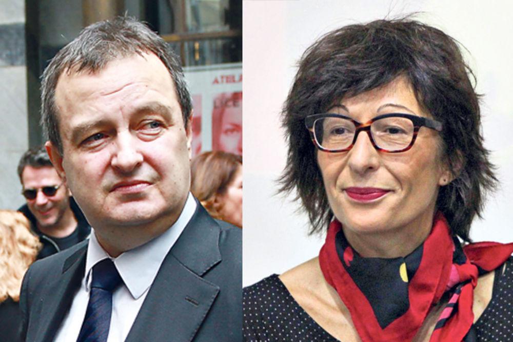 DAČIĆ PROKLEO FLORENS ARTMAN: Stići će te božja kazna zbog Slobodana Miloševića!