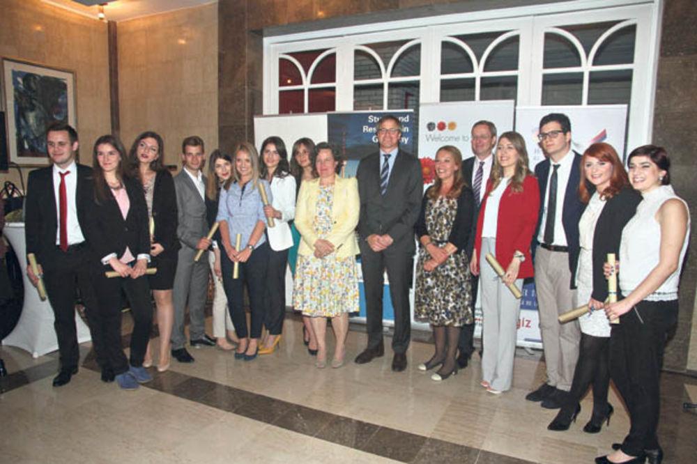 Stipendiranje u Nemačkoj za mlade talente