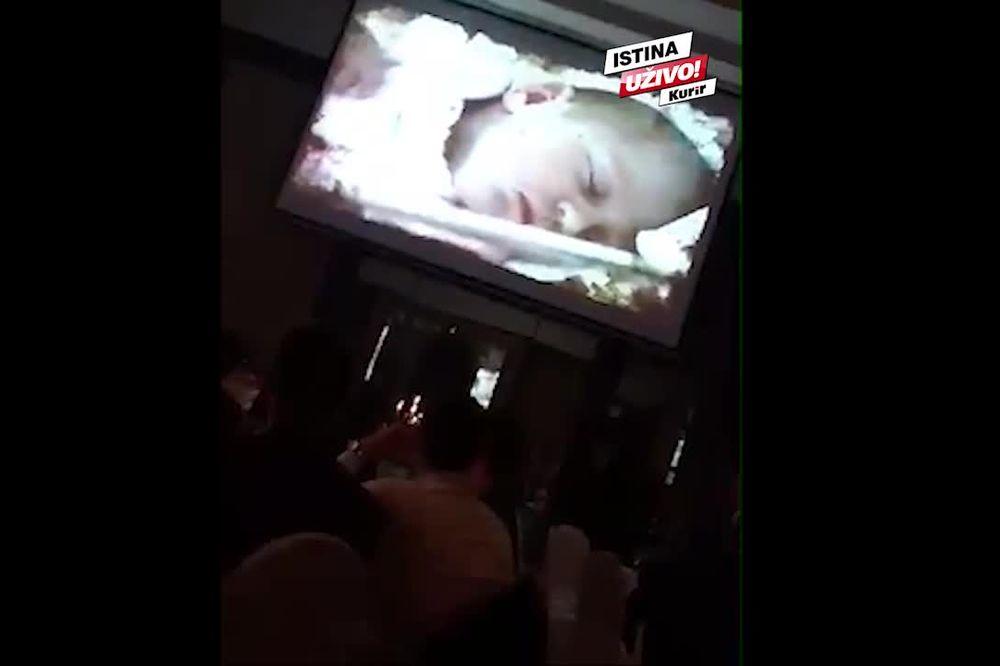 EKSKLUZIVNO KURIR TV SRCE DA VAM PUKNE Film rasplakao Anastasiju! Pogledajte i najtvrđi će zaplakati