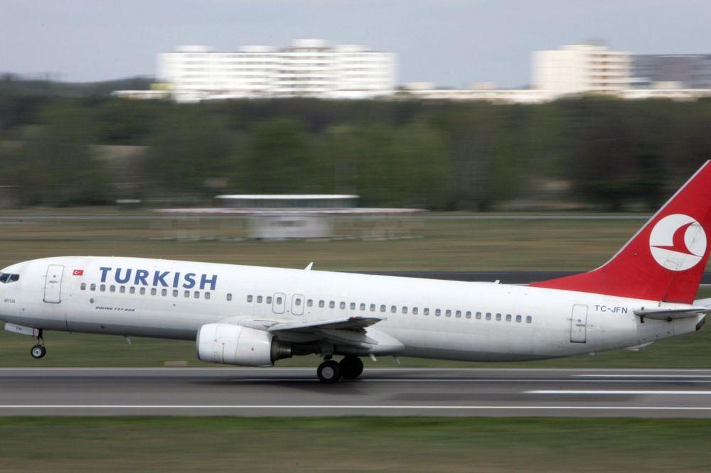 KRAJ DRAME NA AERODROMU NIKOLA TESLA Nema eksploziva! Turski boing sa 300 putnika odleteo za London