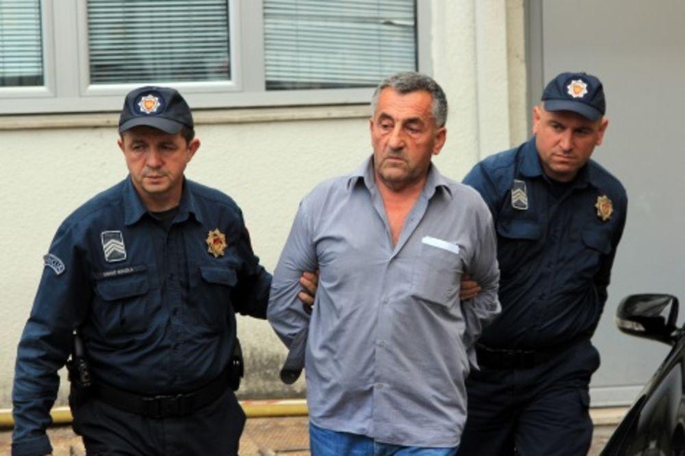 UBISTVO BOLJEVIĆA U PODGORICI: Osumnjičeni nisu bežali i sami se predali policiji
